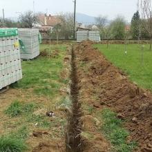 Základy pre plot Ludanice